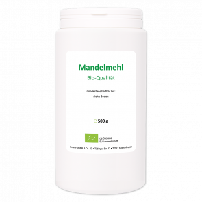 2 x Mandelmehl bio